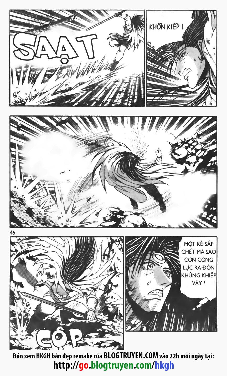 Hiệp Khách Giang Hồ - Hiệp Khách Giang Hồ Chap 104 - Pic 21