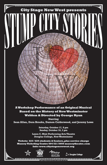 Stump City Stories Poster