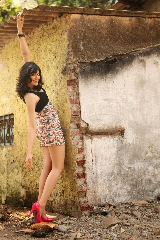 Adah Sharma New Awesome Look Photoshoot