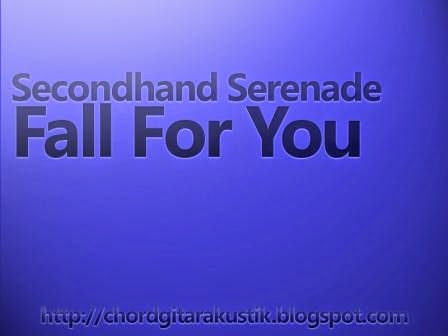 Guitar Chords - A Twist In My Story - Secondhand serenade ...