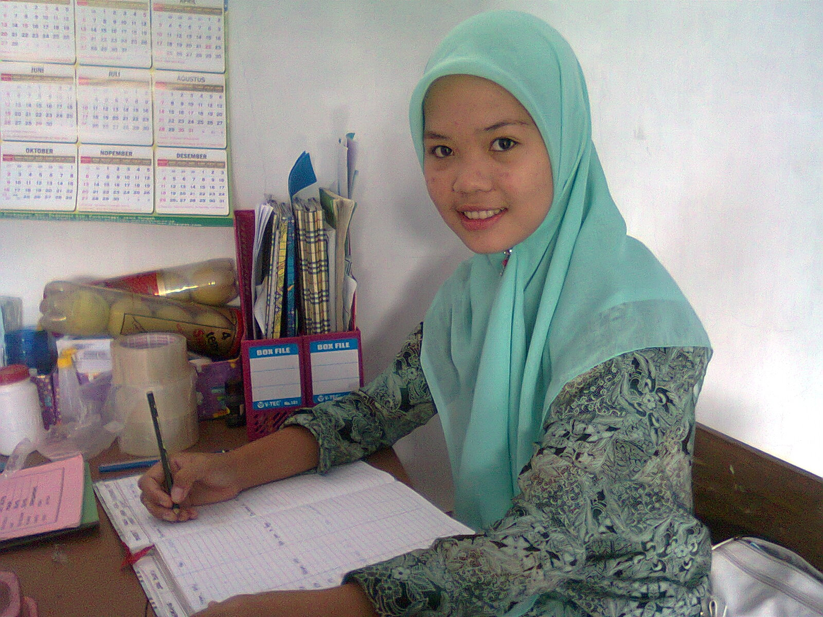 Profil Tenaga Kependidikan Staf Perpustakaan Sd Negeri Seling Uptd Dikpora Kecamatan