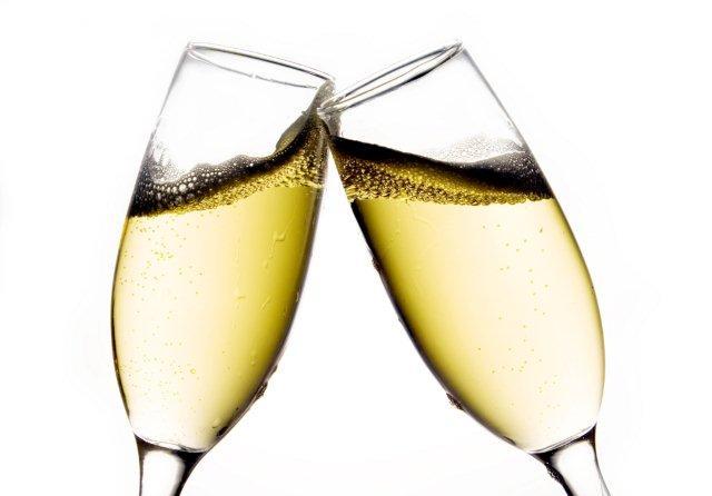 champagne toast GIF