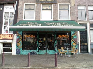 GreenHouse Coffe Shop de Amsterdam