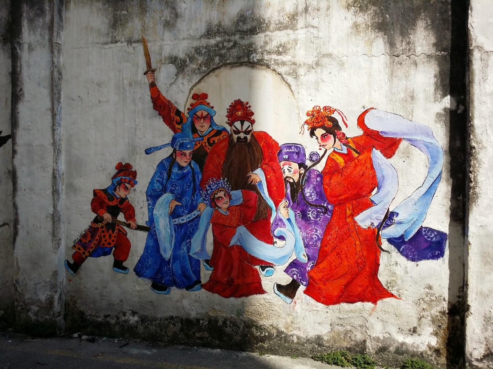 Xing fu ipoh mural art for 7 mural ipoh