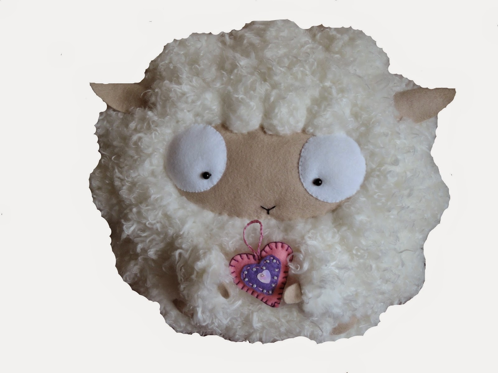 kawaii кавайная овечка