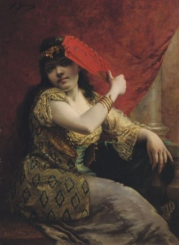 agapit stevens egyptian beauty