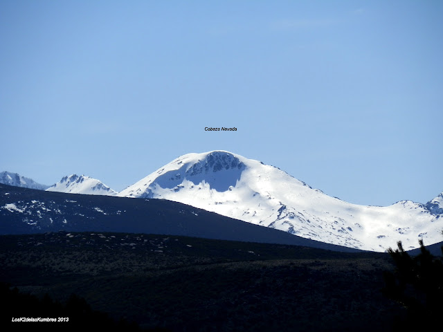 Cabeza Nevada, Sierra de Gredos