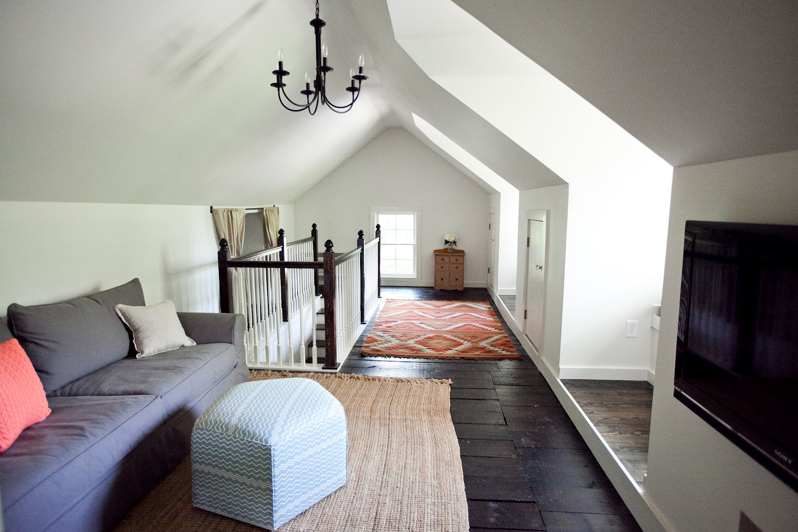 Small Attic Renovations : From the nato s attic renovation before and after pictures