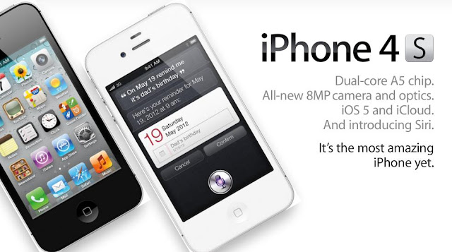 Apple Officially Announced the iPhone 4S!
