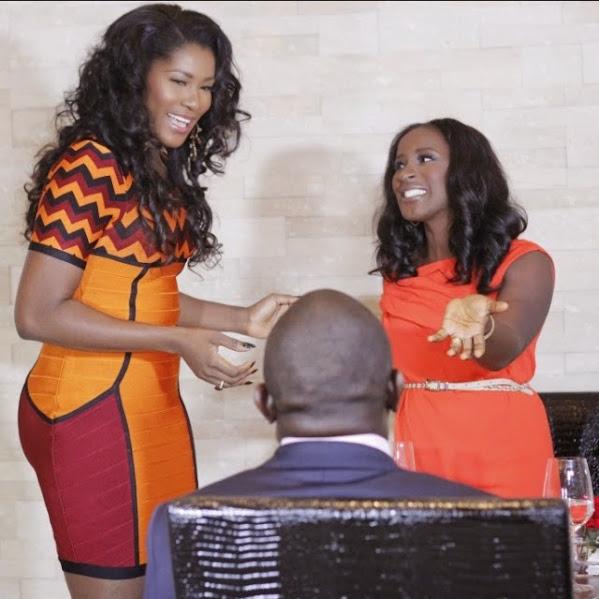 Photos: Stephanie Okereke-Linus' TV show, 'Make Me Fabulous' premieres
