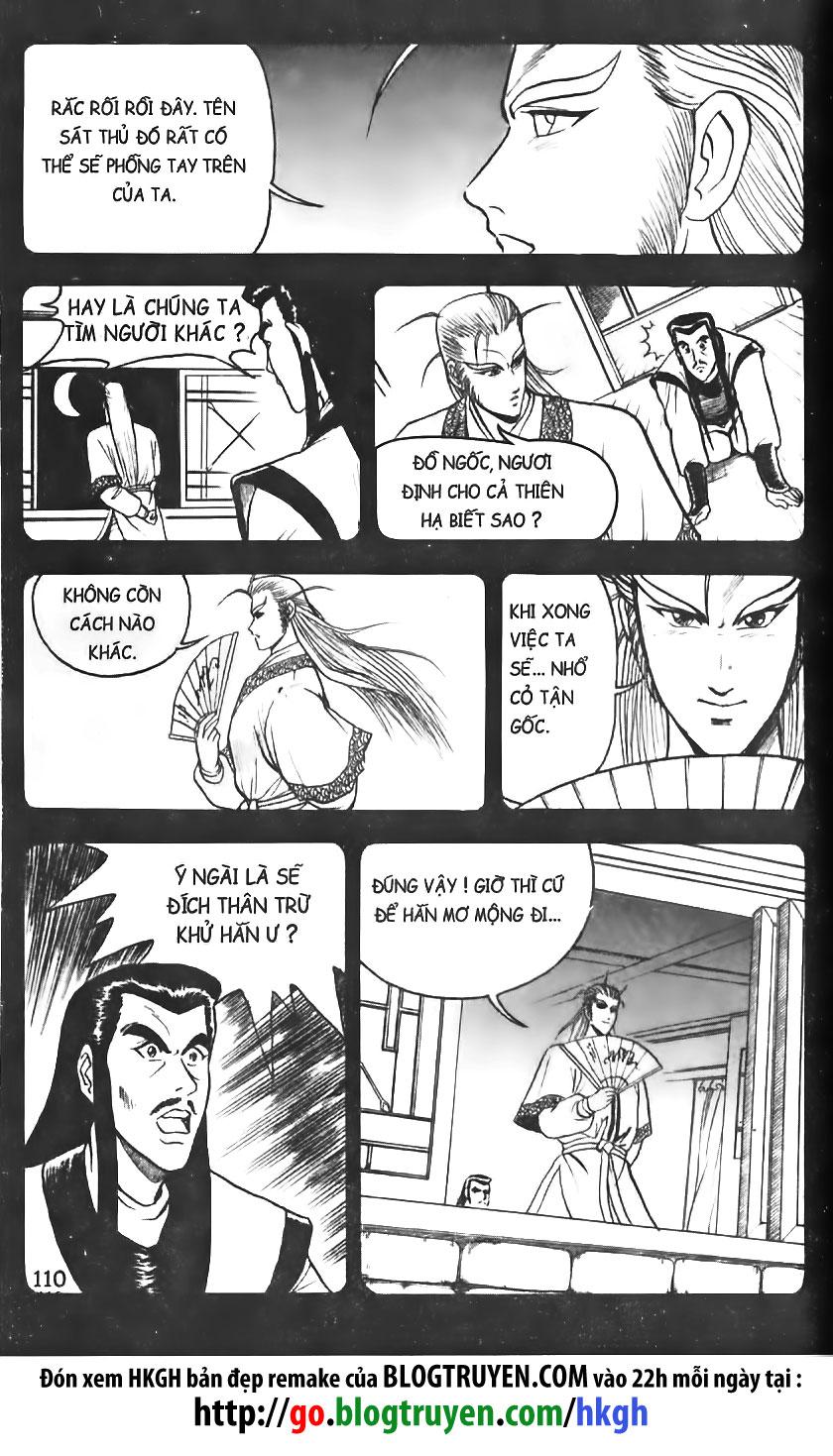 Hiệp Khách Giang Hồ chap 6 page 4 - IZTruyenTranh.com