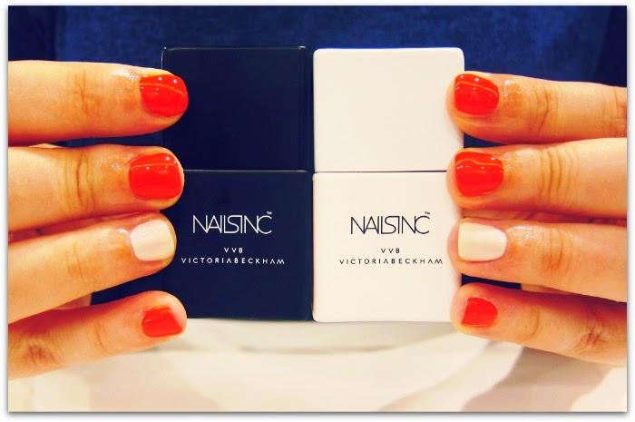 Victoria, Victoria Beckham x Nails Inc