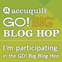 AccuQuilt GO! BIG Blog Hop