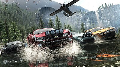 The Crew (Game) - Playground Trailer (Gamescom 2014) - Song / Music