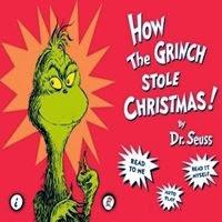 Grinch Book - 200x200