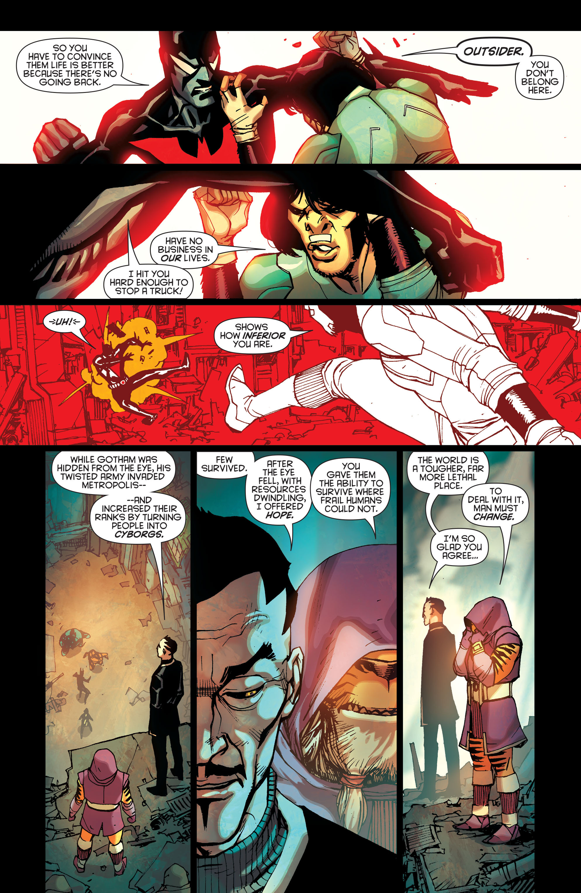 Batman Beyond (2015) Issue #10 #10 - English 7