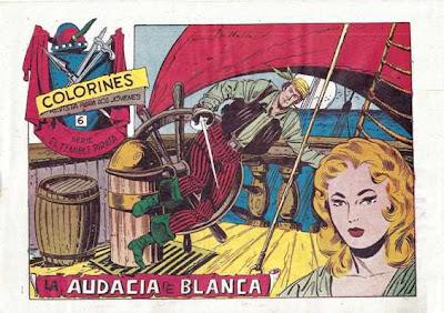 Imagen de El Temible Pirata Nº 5-Ediciones Grafidea