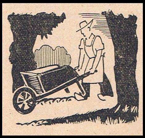 Calendrier du Bon Jardinier - MARS