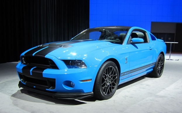 Sport Car Garage: Ford Mustang Shelby GT500 Cobra (2013)