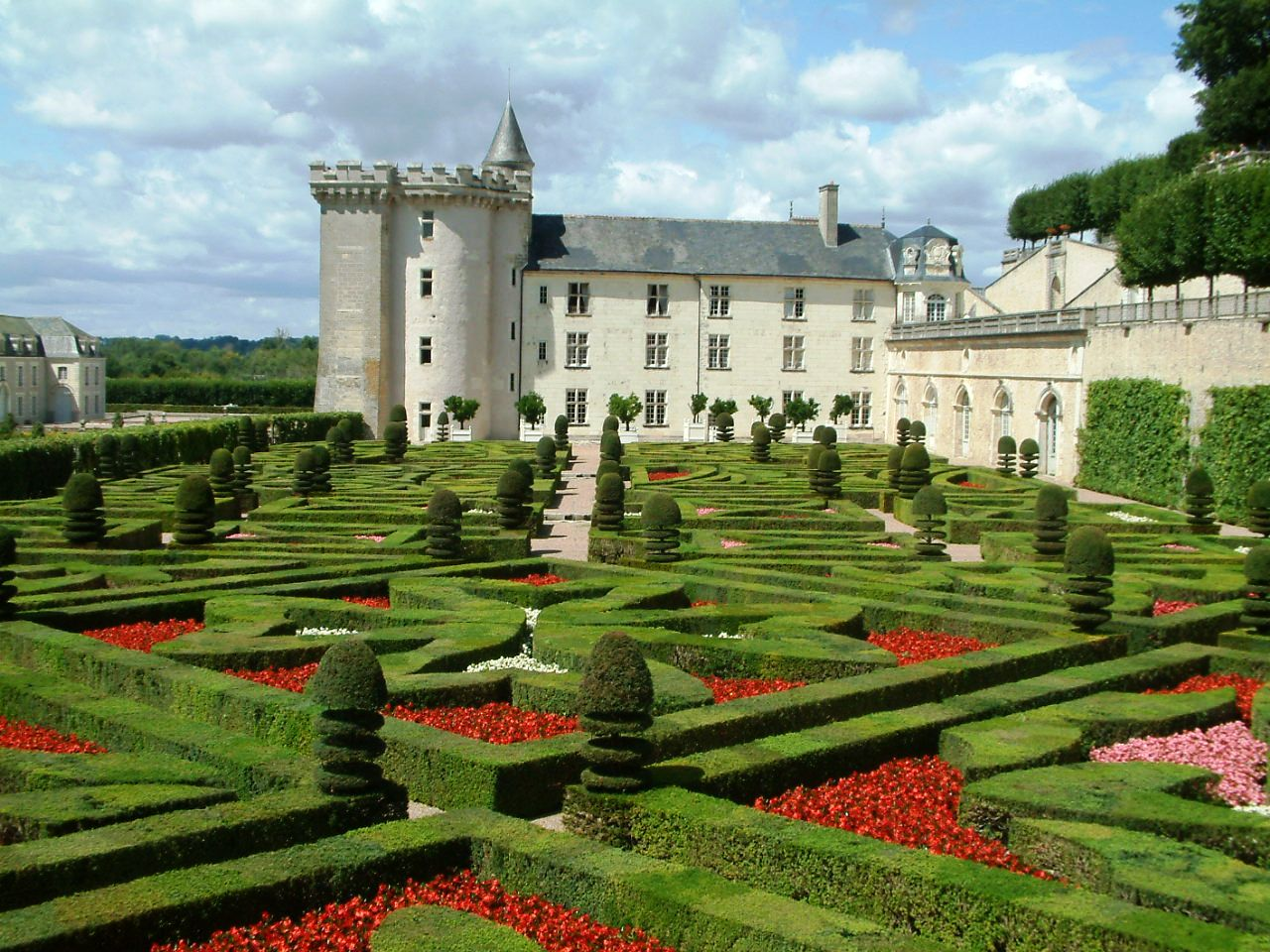Loire valley experiences a walk around villandry gardens for Le jardin de la france