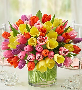 Tulips Best flowers delivery