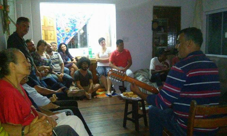 Espaço Cultural realiza seu primeiro Sarau em Sete Barras no Vale do Ribeira