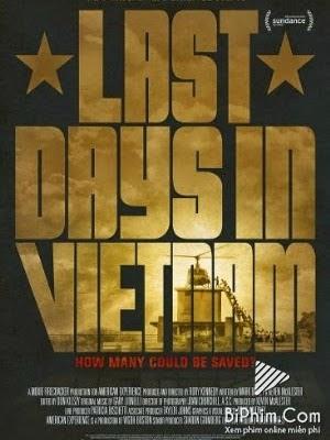 Phim Ngày cuối cùng ở Việt Nam