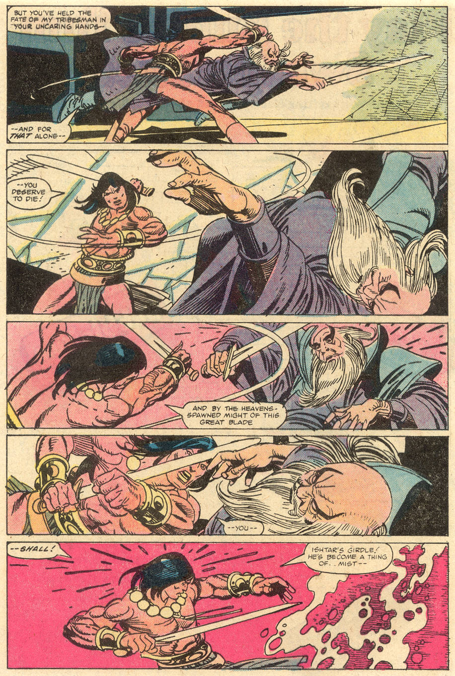 Conan the Barbarian (1970) Issue #130 #142 - English 17