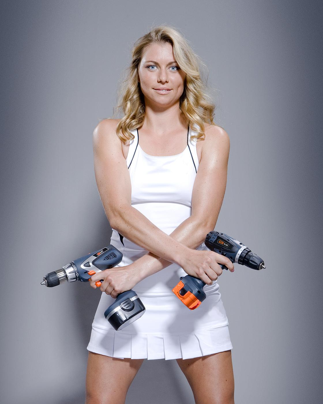 Russian Tennis Star Vera Zvonareva Hot Pics