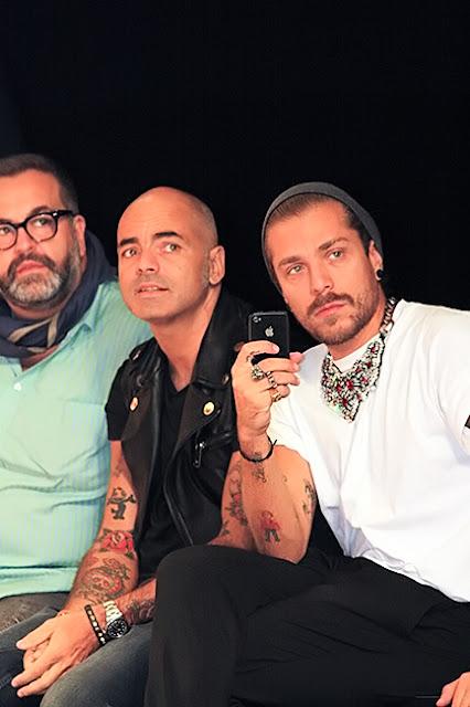 Pierfrancesco Gigliotti, Frankie Morello