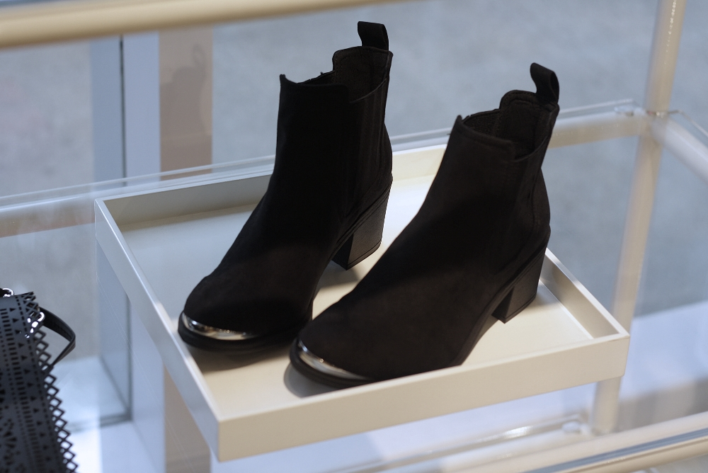 H&M INDONESIA FALL WINTER 2013, WOMEN, SHOES