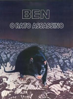 Ben: O Rato Assassino - Dublado