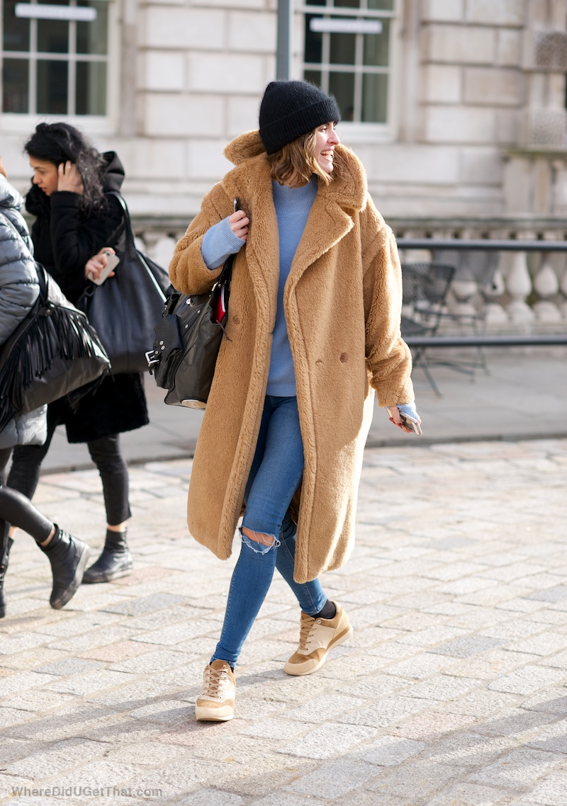 Color Block By Felym Camel Coat Inspirations Come