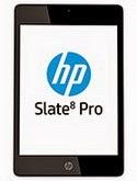 HP Slate8 Pro Specs