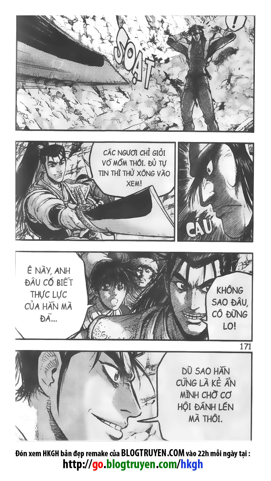 Hiệp Khách Giang Hồ chap 411 Trang 7 - Mangak.info