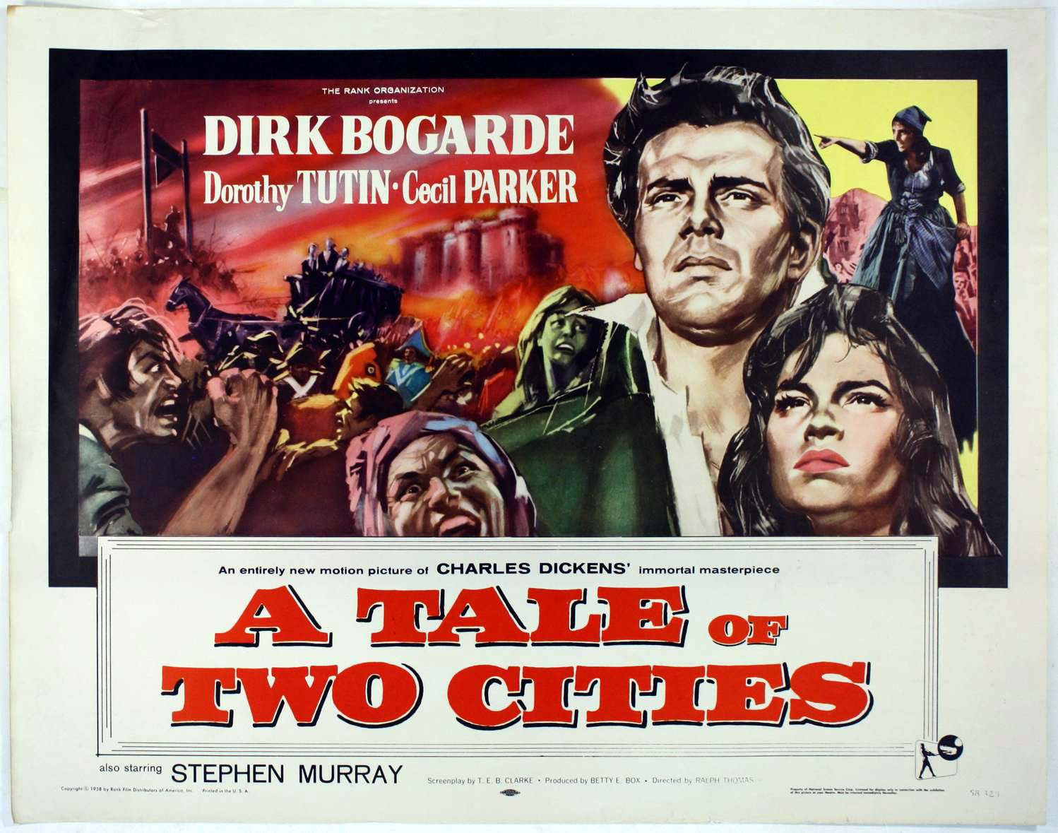 movie ramble a tale of two cities