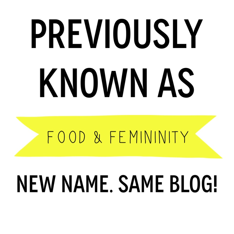 NEW BLOG NAME!