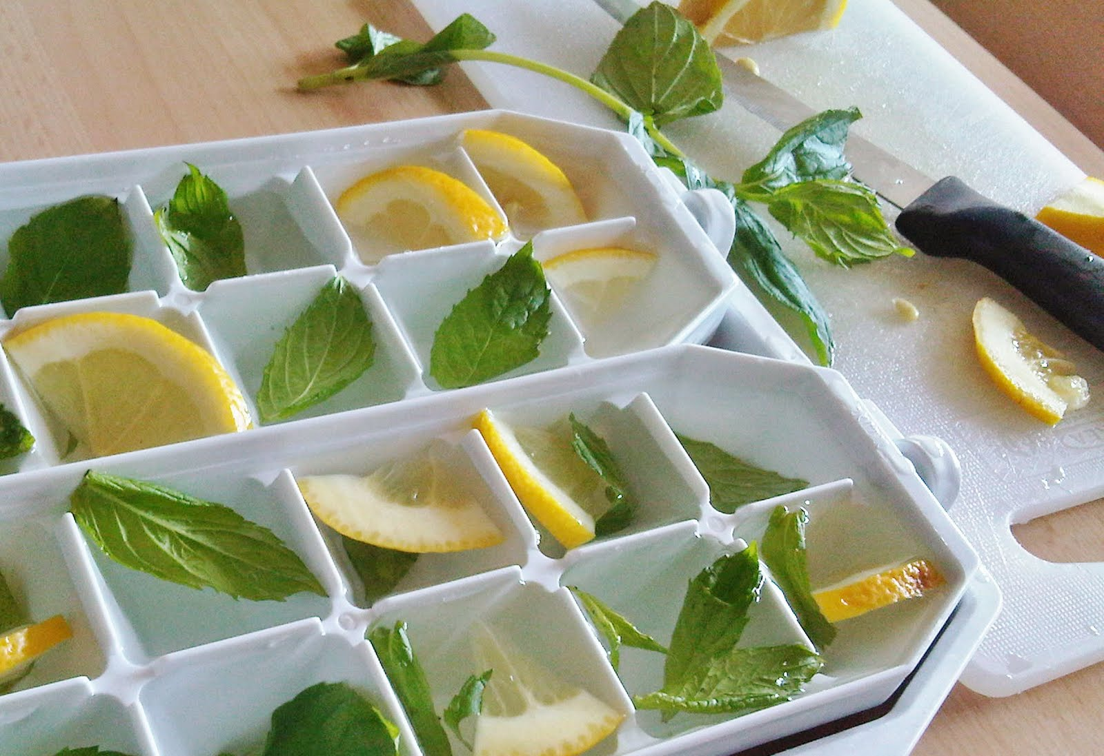 "Mint ""Limonata"" Recipe — Dishmaps"