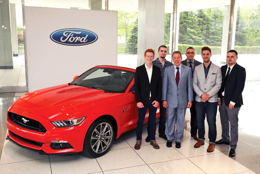 Ford Motor Company Fund Helps Kick Off The New School Year