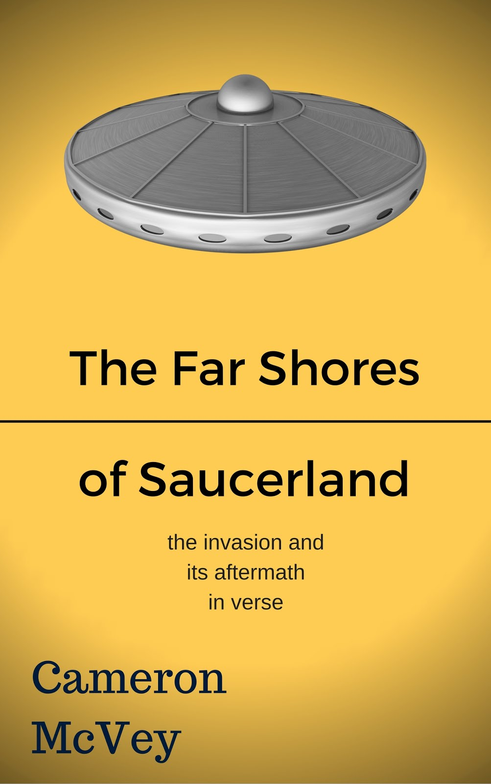The Far Shores of Saucerland