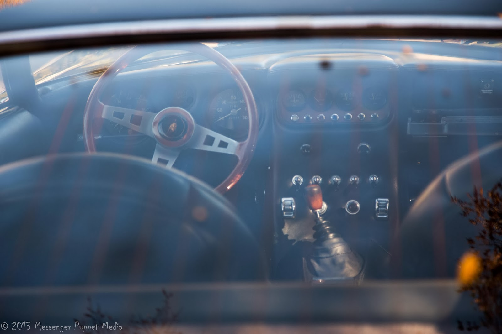 Lamborghini 400GT 2+2