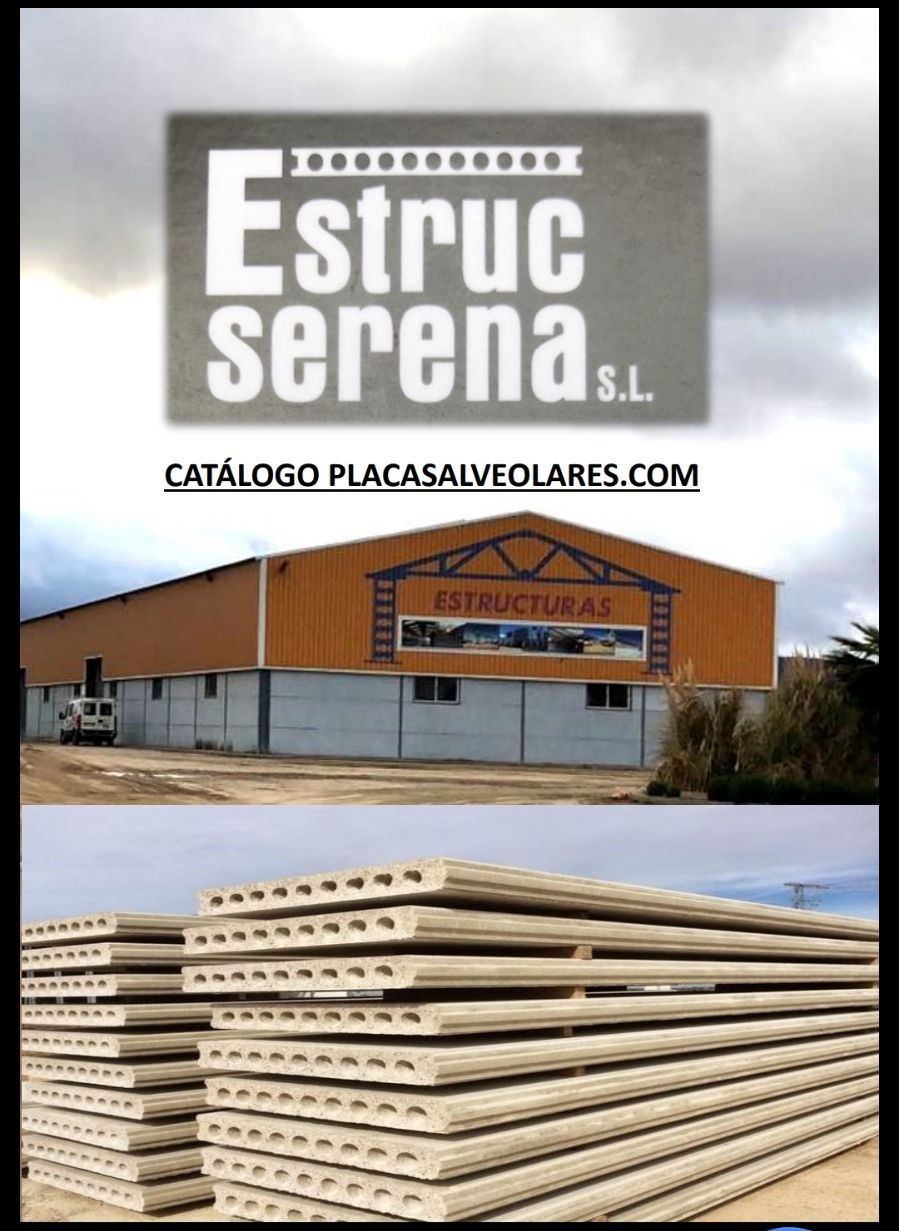 Folleto de Naves Estrucserena