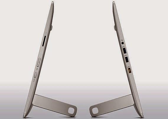 боковые грани Lenovo Horizon 2S