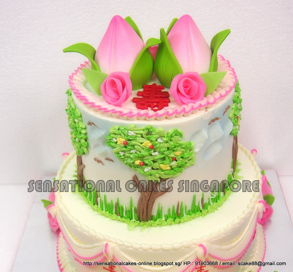 Grandma Birthday Cake Singapore