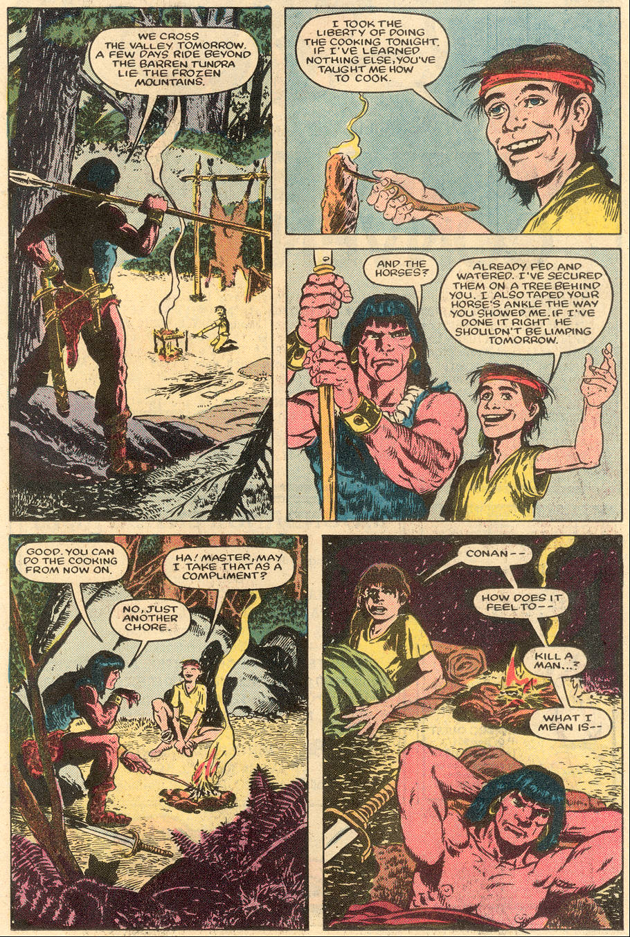 Conan the Barbarian (1970) Issue #164 #176 - English 8