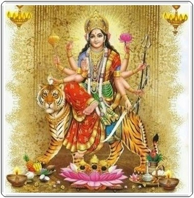 goddess durga mantras