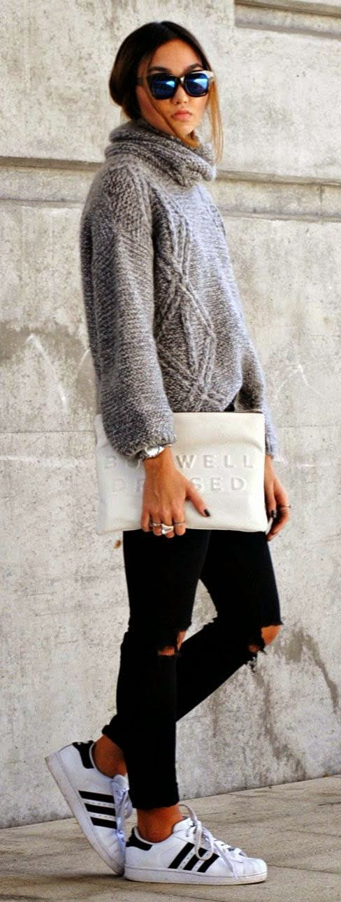 Mens Casual Sweater Fashion