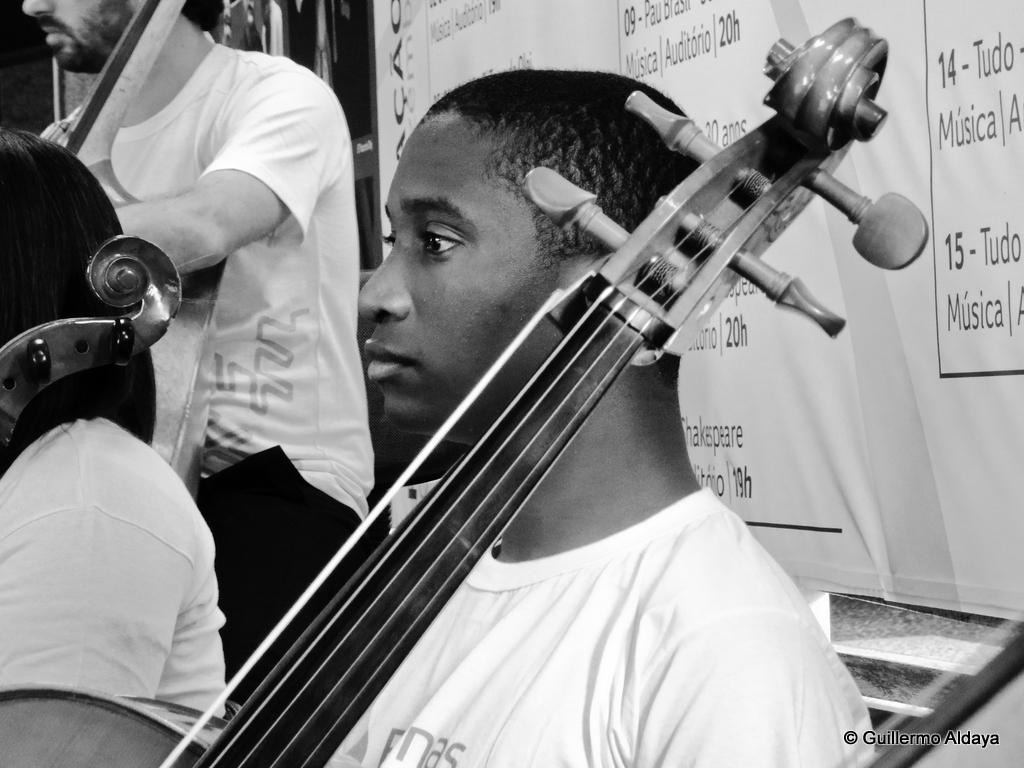 Orquestra Sinfônica de Barra Mansa - Rio de Janeiro (Brazil), by Guillermo Aldaya / PhotoConversa