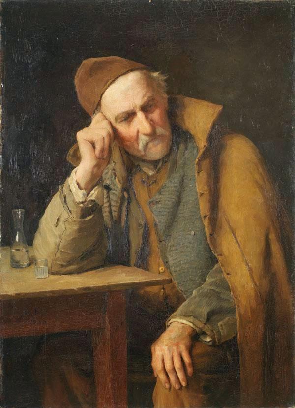 albert anker paintings,swiss painter,painting