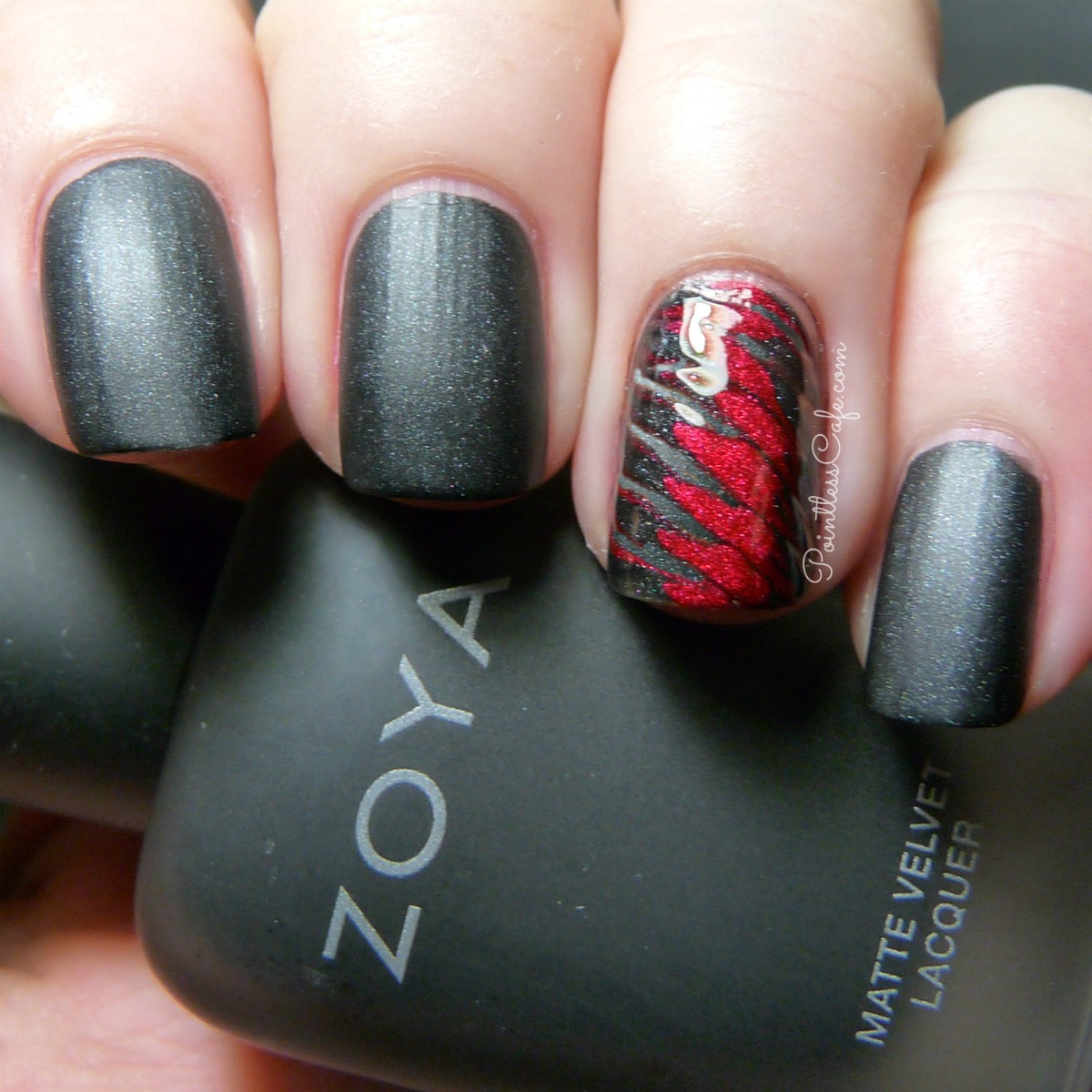 Zoya Matte Velvet Collection: LE For Holiday 2014